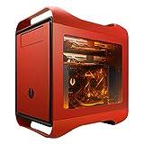BitFenix Micro ATX, Mini-ITX Motherboard Cases BFC-PRM-300-RRWKK-RP Red (Color: Red)