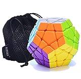 Aircee YJ Moyu Yuhu Megaminx Puzzle Cube Puzzle Stickerless