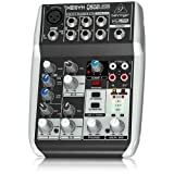 Behringer Q502USB 5-Channel Mixer