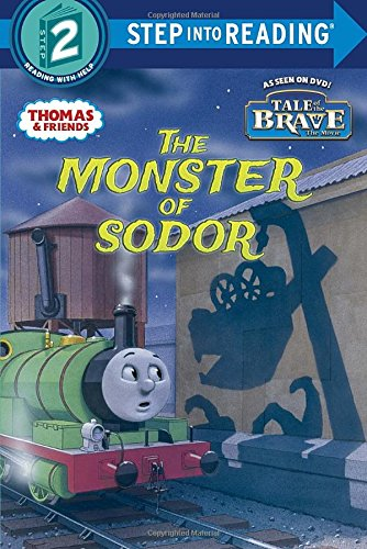 The Monster of Sodor (Thomas & Friends) (Step into Reading)