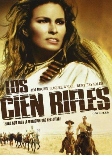 100 rifles [DVD]