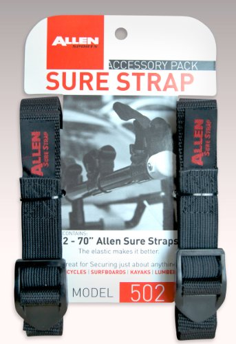 Allen Bike Racks Allen Sports Rack Sure Strap Accessory Kit
