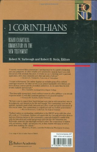 exegetical 1 corinthians Corinthians exegesis paper - free download as word doc (doc), pdf file (pdf), text file (txt) or read online for free an exegesis of 1 corinthians 112-16, with special emphasis on the continuing validity of paul's injunction to the corinthian church regarding the female headcovering.