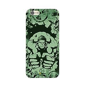 Hamee Marvel iPhone 5 / 5S Case Cover Hulk Vintage