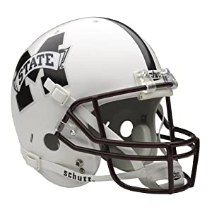 NCAA Mississippi State Bulldogs Replica Helmet by Schutt