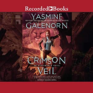 Crimson Veil Audiobook