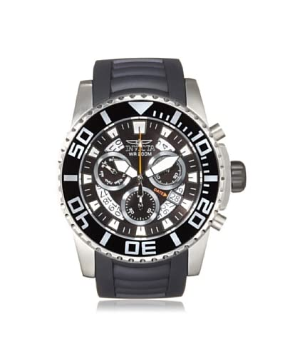 Invicta Men's 14671 Pro Diver Black Polyurethane Watch