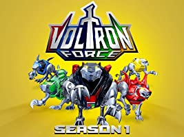 Voltron Force Season 1
