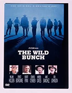 The Wild Bunch (Widescreen Director's Cut)