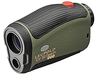 Leupold RX-Fulldraw 2 with DNA Laser Rangefinder Green 3 Selectable Reticles from LEUPOLD