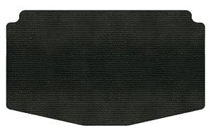 Intro-Tech Berber Cargo Area Custom Floor Mat for Select Pontiac Montana Mini Van Models - Carpet (Black)
