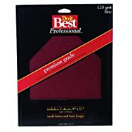 Ali Ind.341487Do it Best Premium Plus Sandpaper-120G PREMIUM SANDPAPER