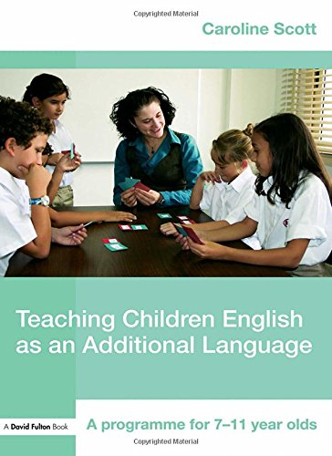 Children with english as an additional