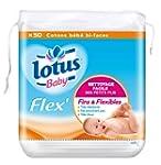 Lotus Baby Flex - Cotons Carr�s - 50...