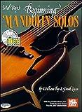 img - for Mel Bay Beginning Mandolin Solos book / textbook / text book