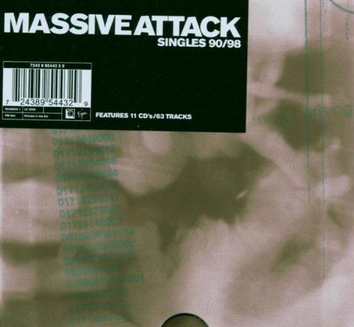 Massive Attack – Singles Collection (90-98) (1999) (11CD Box Set) [APE]