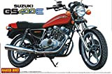 青島文化教材社 1/12 バイクシリーズ No.11 スズキ GS400E プラモデル