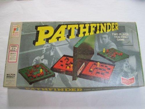 Pathfinder Tracking Game
