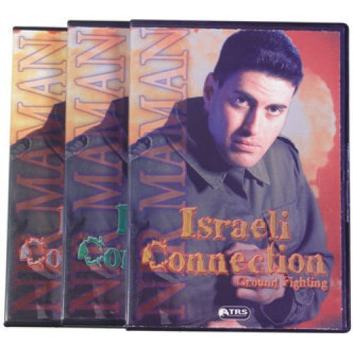 Israeli Connection Fighting Nir Maman 4-DVD Set