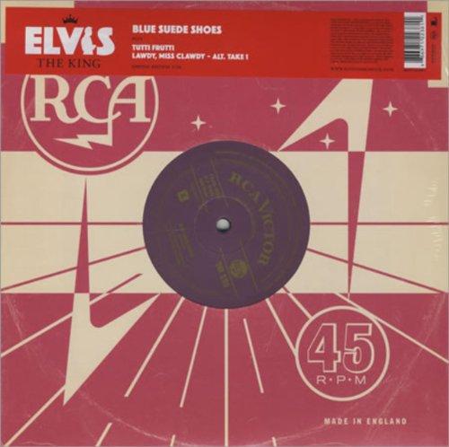 Elvis Presley - Blue Suede Shoes: The Ultimate Rock