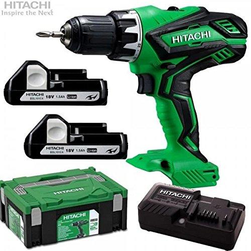 hitachi-power-tools-drill-driver-2x18-v-15ah-li-ion-and-gift-organiser