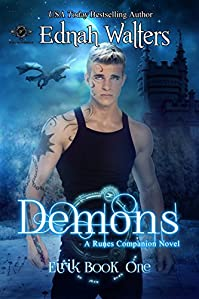 Demons by Ednah Walters ebook deal