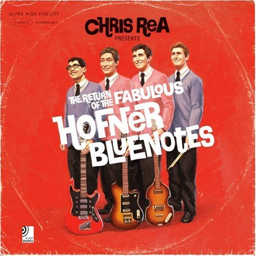 Chris Rea - Chris Rea presents The Return Of The Fabulous Hofner Bluenotes (earBOOK + 2x 10