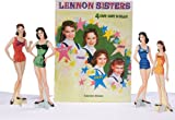 Lennon Sisters Paper Dolls Set - Green Cover