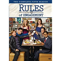 Rules of Engagement: The Complete Fifth Season