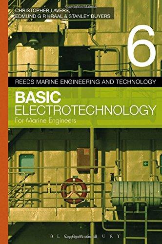 Reeds Vol 6: Basic Electrotechnology for Marine Engineers (Reeds Marine Engineering and Technology Series) (Reeds Marine Engineering Series compare prices)