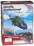 Jamara 65132 aerofly AFPD MAC GC - Simulador de vuelo edición platino [Importado de Alemania]