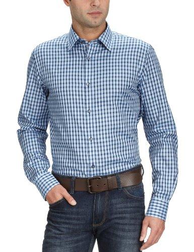 Matinique Men's D43503003 Crosmalo Casual Shirt Blue (205 China Blue) 52