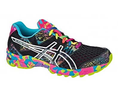 ASICS Ladies Gel-Noosa Tri 8 Running Shoes, Multi Coloured