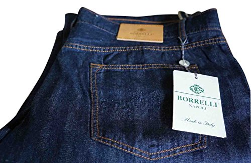 luigi-borrelli-napoli-denim-jeans-38-made-in-italy-luxury-vintage-denim
