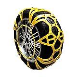 BIGFOOT2 タイヤチェーン 非金属 スタッドレスタイヤ タイヤチェーンサイズ【A4サイズ】 適合タイヤサイズ【175/65R14 165/70R14 175/70R13 175/60R14】 cr-tc-a4