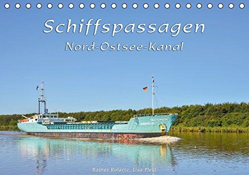 schiffspassagen-nord-ostsee-kanal-tischkalender-2016-din-a5-quer