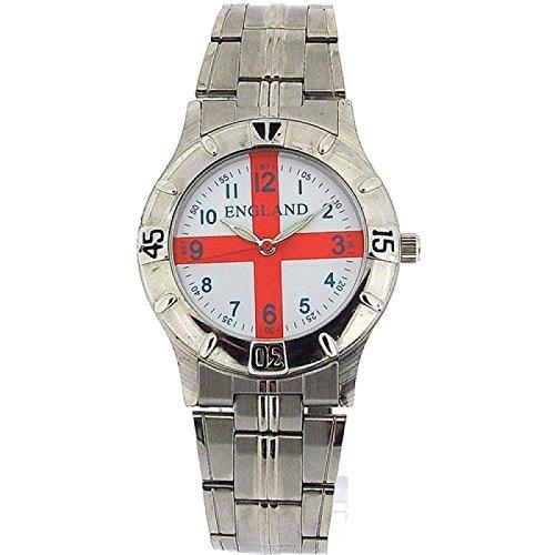 england-st-georges-quartz-analogue-metal-strap-unisex-watch