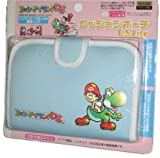 Sanei Yoshi Island Cushion Pouch For DS Lite - Light Blue