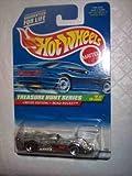 1998 Treasure Hunt #8 Road Rocket #756 Collectible Collector Car Mattel Hot Wheels By Hot Wheels