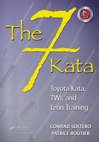 The 7 Kata: Toyota Kata, TWI, and Lean Training