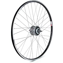 Sta-Tru 700X35 Nexus 8-Speed Wheel, Stw Dw Rim Black