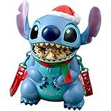 ディズニークリスマス2015  スティッチ サンタクロース ポップコーンバケット【東京ディズニーリゾート限定】2015年 X'mas