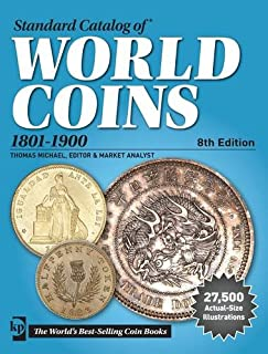 Book Cover: Standard Catalog of World Coins, 1801-1900