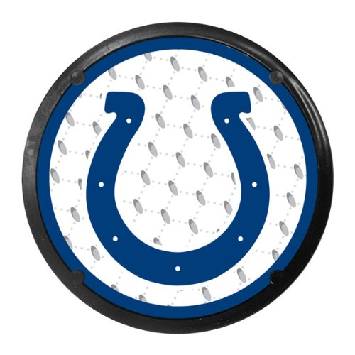 Indianapolis Colts Car Truck SUV Coaster Air Freshener - PAIR at Amazon.com