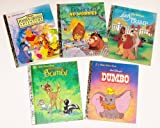 img - for A Little Golden Books Multipack: Disney Animal Stories book / textbook / text book