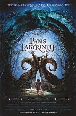 Pan's Labyrinth Poster Movie D 11x17 Ivana Baquero Doug Jones Sergi L?pez Ariadna Gil