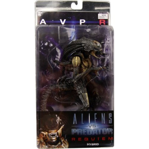 Alien VS. Predator: Requiem NECA Action Figure Series 1 Predalien (Alien Hybrid)