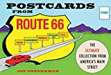 img - for Postcards from Route 66( The Ultimate Collection from America's Main Street)[POSTCARDS FROM ROUTE 66][Hardcover] book / textbook / text book