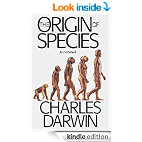 The Origin of Species (Annotated) (Literary Classics Collection Book 34)