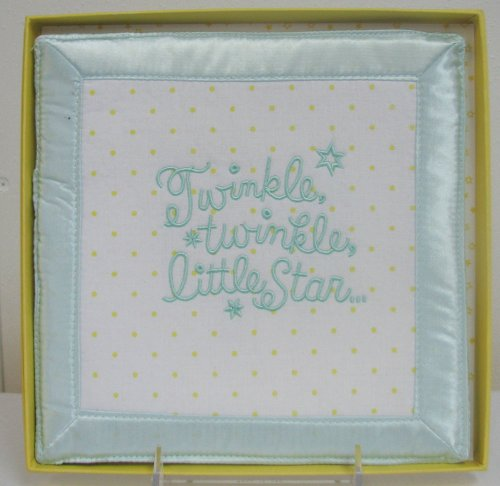 Hallmark Signature Collection 1Lad5165 Twinkle Twinkle Little Star... Congratulations Baby Card